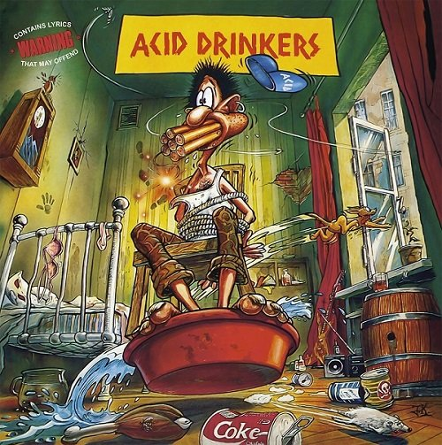 Acid Drinkers - Are You A Rebel