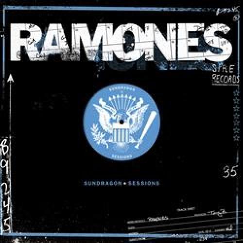 SERPENT The Ramones - SUNDRAGON SESSIONS (RSD 2018)